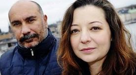 Avkıran gerçek hayatta kendisi gibi yönetmen ve oyuncu olan Övül Avkıran ile evli.