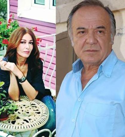 Zerrin Tekindor,gerçek hayatta aktör Çetin Tekindor ile evli.