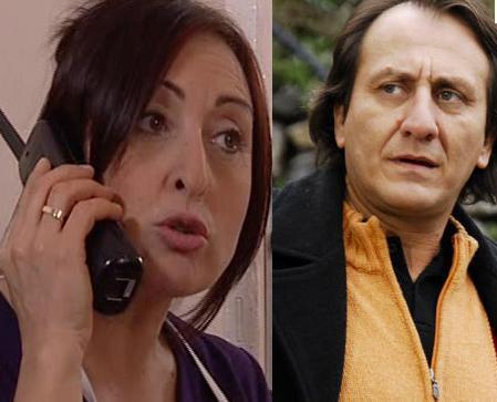 Arka Sokaklar'ın Hüsnü'sü Özgür Ozan dizide Figen Evren'in oynadığı karakter ile evli.