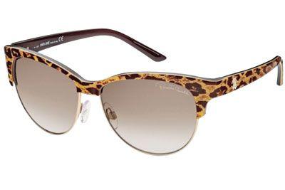 Leoparlı gözlük