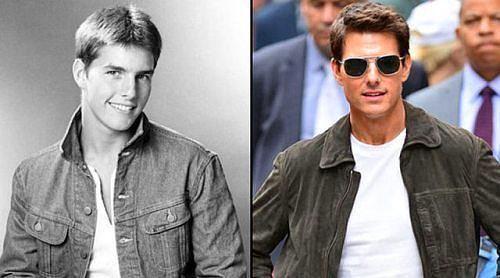 Tom Cruise yakışıklılığı sebebiyle keşfedilmeseymiş neredeyse Katolik rahibi olmak üzereymiş.