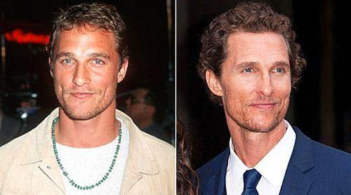 Matthew McConaughey de şöhret olmadan önce restaurant'da çalışanlardan. Ama onun görevi tavuk temizleyip bulaşık yıkamakmış.