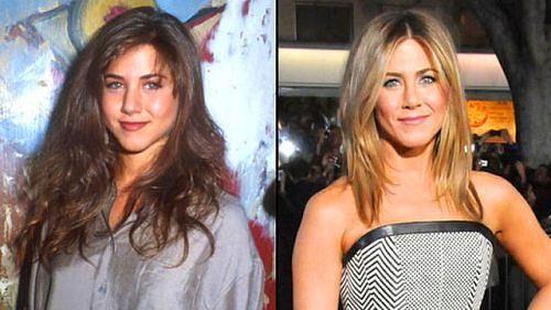 Jennifer Aniston'un yıldızı Friends'le parlamadan önce yıldız, ekmek parasını telemarket, garsonluk ve bisikletli kuryelikten kazanıyormuş.