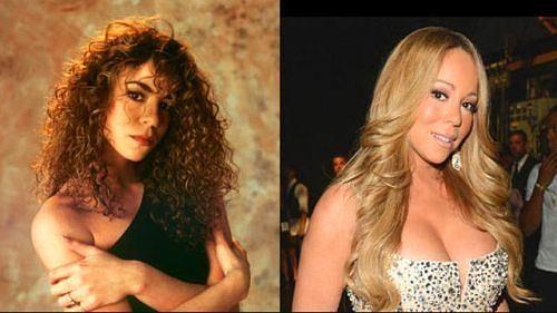 Mariah Carey bir odayı 4 arkadaşıyla paylaşırken kirayı garsonluk yaparak ödüyormuş.