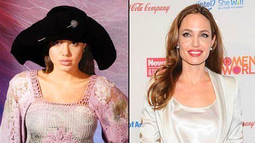 Babası ünlü bir oyuncu olan Angelina Jolie'nin hayatında oyunculuk hep varmış ama ona para kazandıran hobisi cenaze levazımatçılığı!