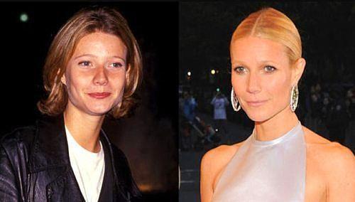 Gwyneth Paltrow kırmızı halılarda boy göstermeden önce restaurantlarda garsonluk yapıyormuş ve günlük 11 dolar kazanıyormuş.