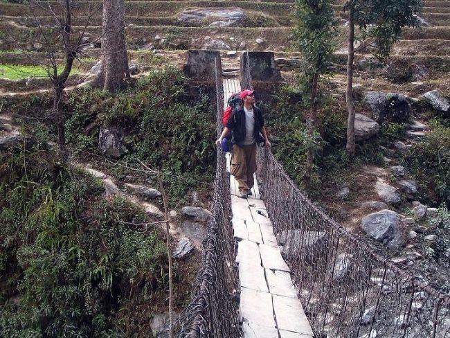 16-Helambu, Nepal