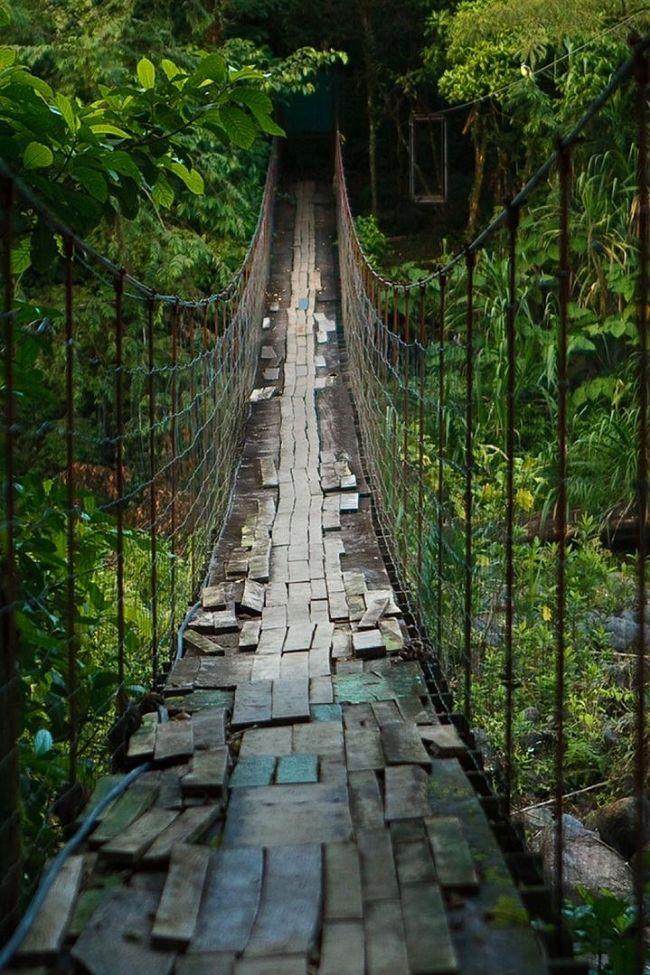 7-Arenal Volkanı Yakını, Kosta Rika