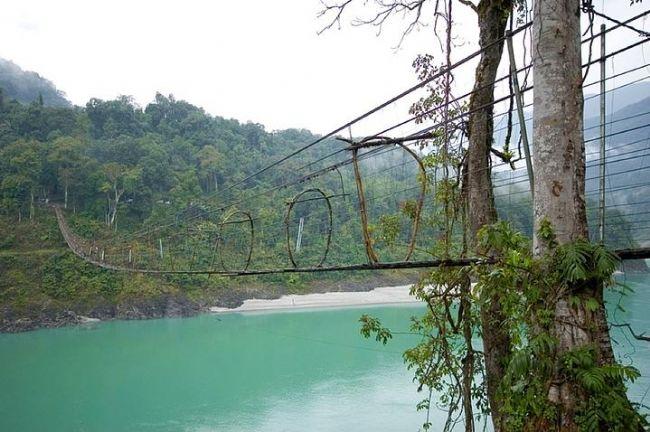 18-Yingkiong, Arunachal, Hindistan