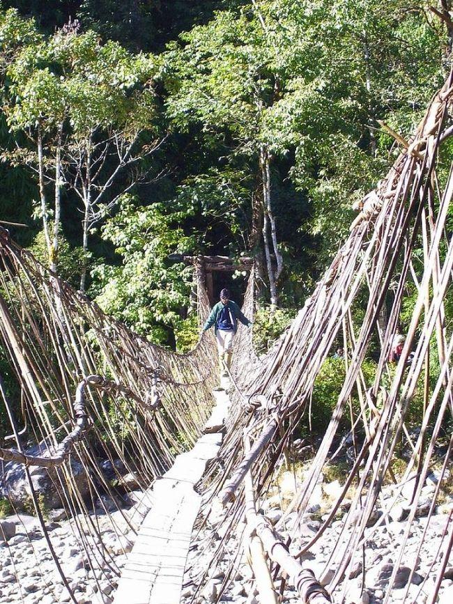 4-Changlang, Arunachal Pradesh, Hindistan
