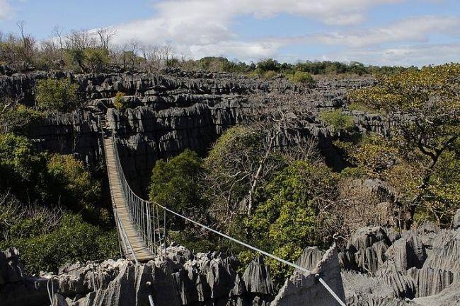 9-Tsingy, Madagaskar