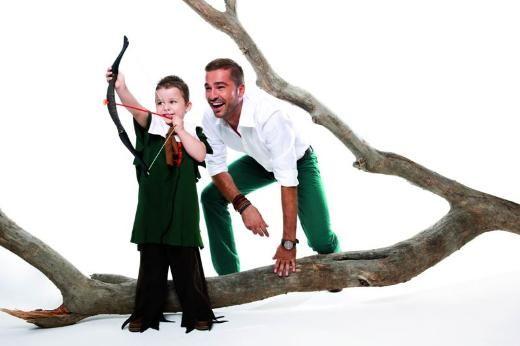 Engin Altan Düzyatan, Robin Hood oldu.