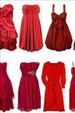 Vazgeçilmez Kırmızı Elbiseler! - 13