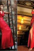Vazgeçilmez Kırmızı Elbiseler! - 38