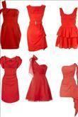 Vazgeçilmez Kırmızı Elbiseler! - 17