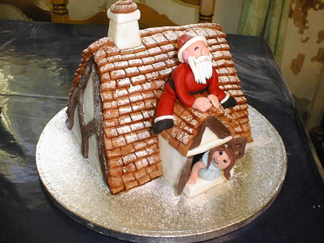 En Renkli Yılbaşı Pastaları! - 6