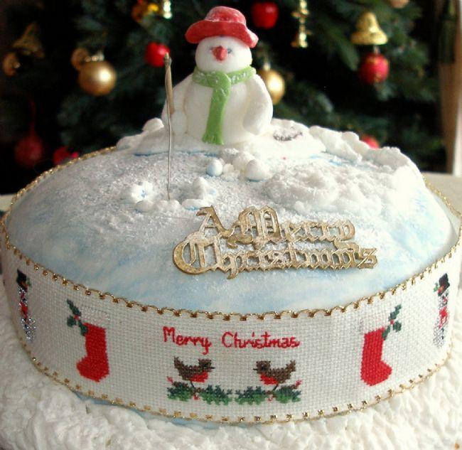 En Renkli Yılbaşı Pastaları! - 11