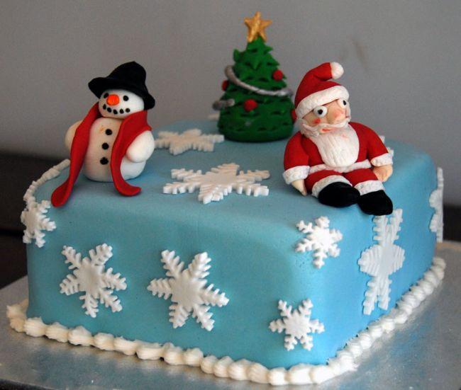 En Renkli Yılbaşı Pastaları! - 26