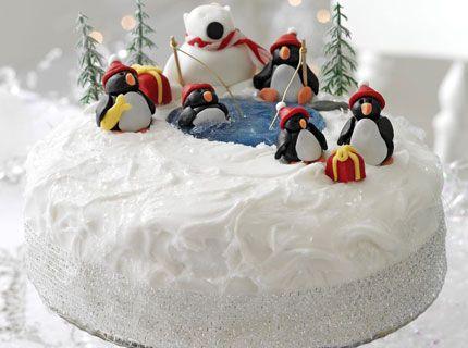 En Renkli Yılbaşı Pastaları! - 36