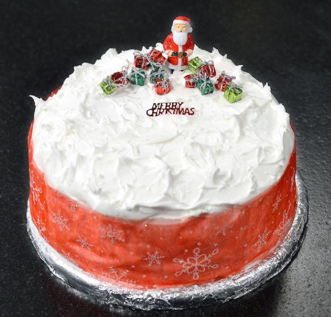 En Renkli Yılbaşı Pastaları! - 46