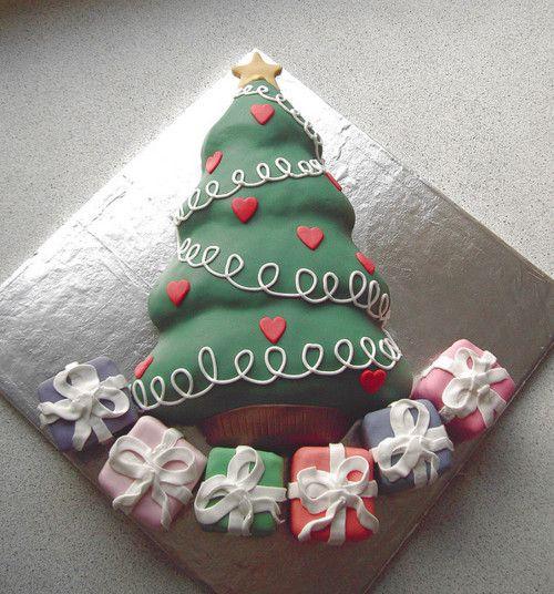 En Renkli Yılbaşı Pastaları! - 12