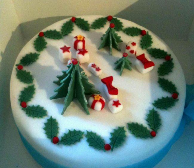 En Renkli Yılbaşı Pastaları! - 32
