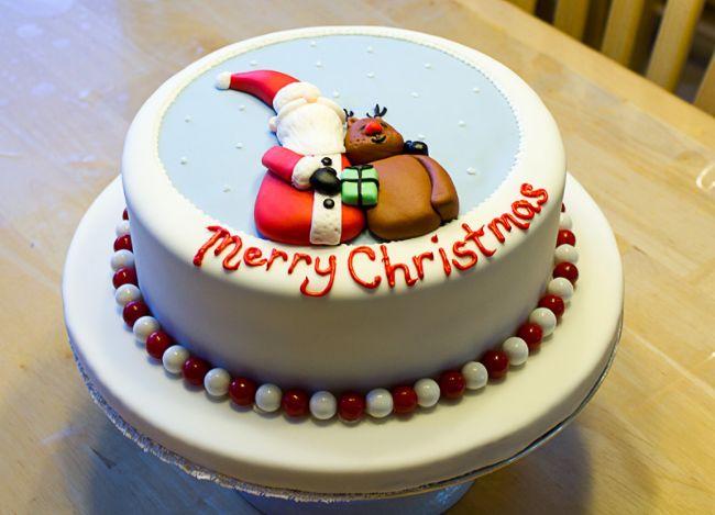 En Renkli Yılbaşı Pastaları! - 37