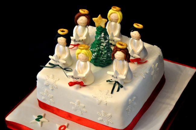 En Renkli Yılbaşı Pastaları! - 3