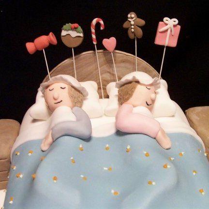 En Renkli Yılbaşı Pastaları! - 8