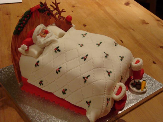 En Renkli Yılbaşı Pastaları! - 4
