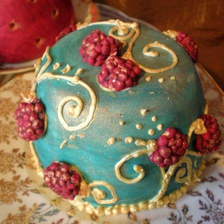 En Renkli Yılbaşı Pastaları! - 19