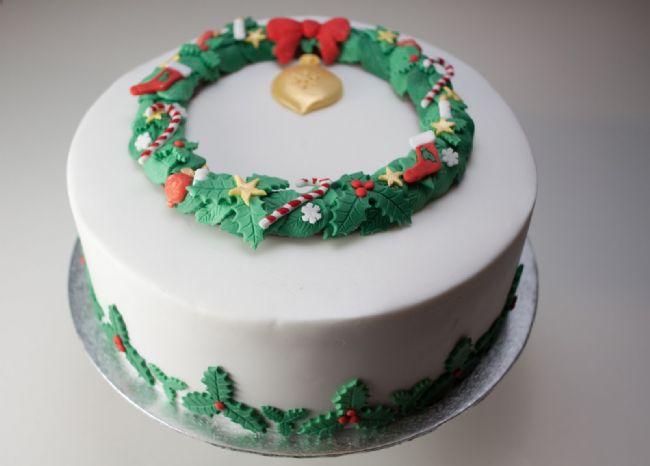 En Renkli Yılbaşı Pastaları! - 29