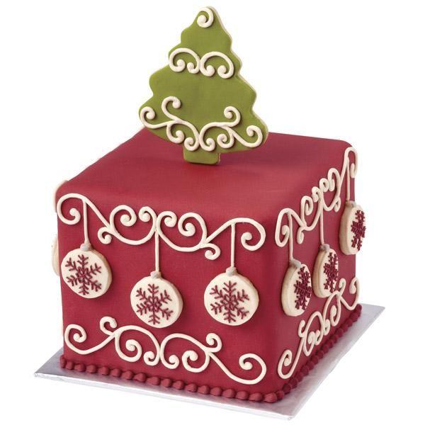 En Renkli Yılbaşı Pastaları! - 49