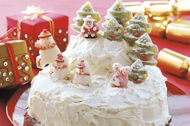 En Renkli Yılbaşı Pastaları! - 5