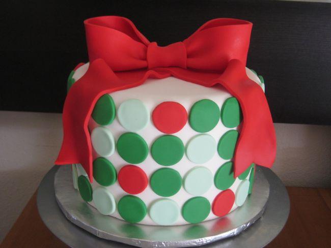 En Renkli Yılbaşı Pastaları! - 10