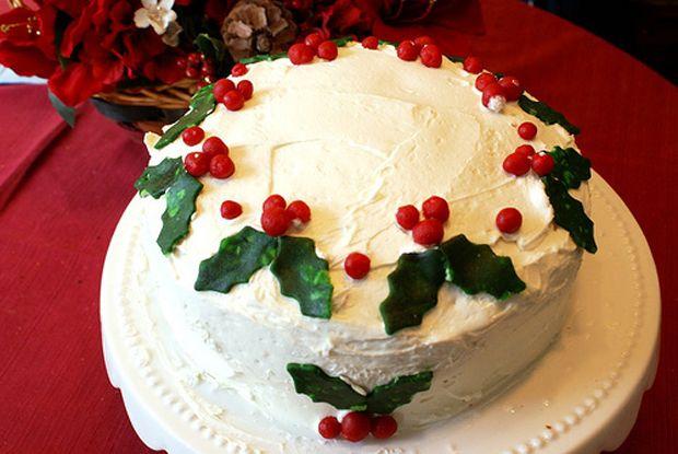 En Renkli Yılbaşı Pastaları! - 25