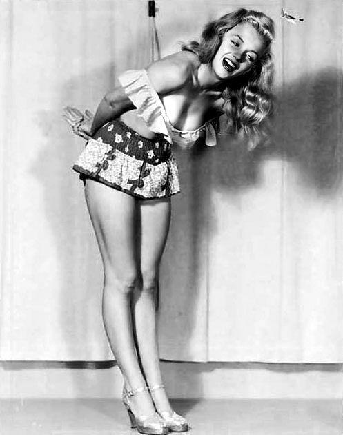 Marilyn Monroe'nin hiç görmediğiniz fotoğrafları! - 11