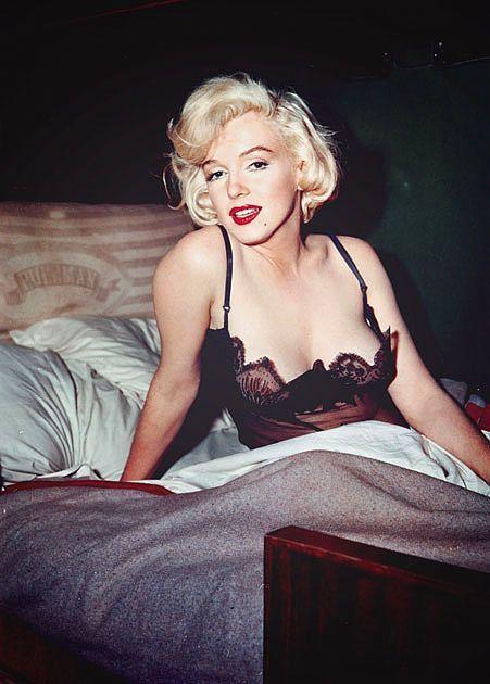 Marilyn Monroe'nin hiç görmediğiniz fotoğrafları! - 26