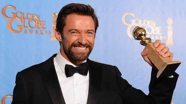 """Müzikal veya komedi dalında en iyi film ödülünü kazanan """"Les Miserables"""", Jean Valjean karakterine can veren Hugh Jackman'a Müzikal veya Komedi Dalında En İyi Erkek Oyuncu ödülü getirdi."""