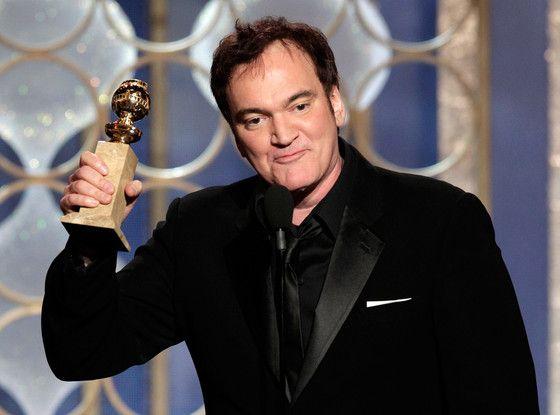 """En iyi senaryo ödülü, """"Django Unchained"""" ile Tarantino'nun oldu."""