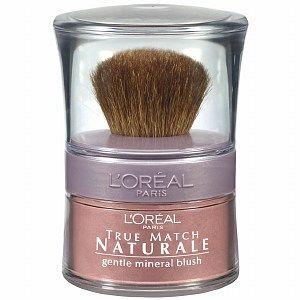 L'OREAL PARIS   Blush Minerals:  İçeriğindeki mineral pigmentlerle cilde doğal görünümlü gölgeler veren allık 5 farklı tona sahip. Ayrıca parfümsüz ve koruyucu madde içermiyor.