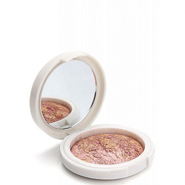 FLORMAR   Terracotta Blush On:  Uzun süre kalıcılık etkisine sahip olan bu allık cildinize ipeksi ve pürüzsüz bir görünüm kazandırıyor Üstelik, içerdiği özel kompleks sayesinde cildi zararlı UV ışınlarına ve dış etkenlerine karşı koruyor.