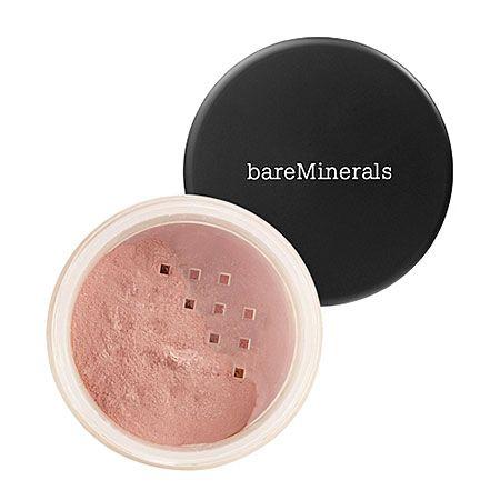 I.D BARE MINERALS   Bareminerals Face Color:  %100 saf mineraller içeren allık her hangi bir koruyucu madde, koku ve kimyasal içermemektedir. Toz formdaki ürün uzun bir kalıcılığa sahip.