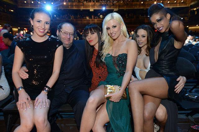 Pornonun Oscar'ları sahiplerini buldu - 15