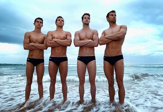 ABD Olimpik Yüzme Takımı