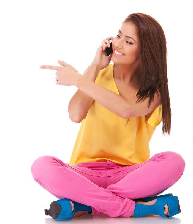 Arkadaşlarınızla dilediğiniz gibi telefon sohbeti yapabilirsiniz. Saatlerce konuşmanızda bir sakınca olmaz.