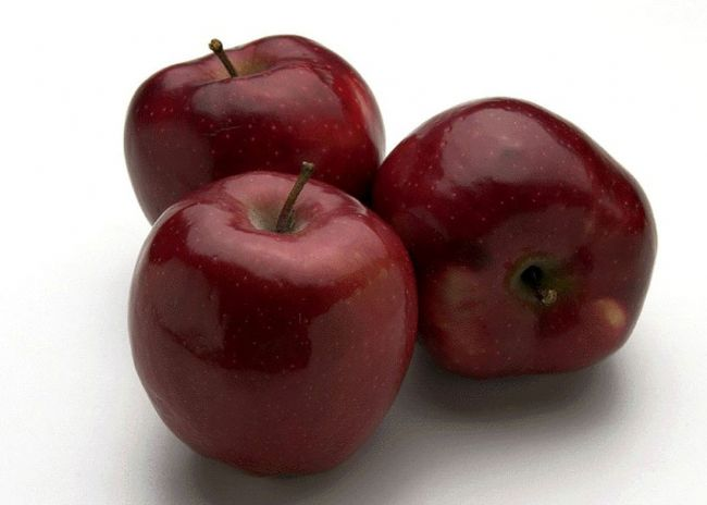 Elma  En çok tüketmemiz gereken meyvelerden biridir elma. Kalsiyum, C vitamini ve Demir yönünden zengindir. Kanı temizler, Cilde parlaklık ve güzellik verir, ağızdaki kokuları giderir, soğuk algınlığı ve öksürüğe iyi gelir, kolesterolü düşürür, yorgunluk ve uykusuzluğa iyi gelir.  Günde bir elma yemek doktoru evinizden uzak tutar. İki elma yerseniz, kalp ve dolaşım sorunlarına karşı korunmuş olursunuz. Kolesterolü yok eder ve kabızlığı önler. Sindirimi kolaylaştırır. Kokusu rahatlatır ve kan basıncını düşürür. Artrit, romatizma ve gut hastalıklarına karşı da yararlıdır.