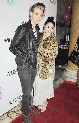 Austin Butler ve Vanessa Hudgens
