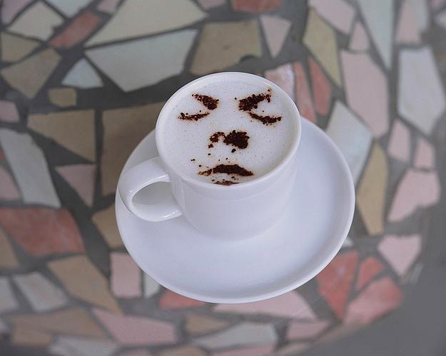 Kahve köpüğü sanatının en iyi 40 örneği - 21
