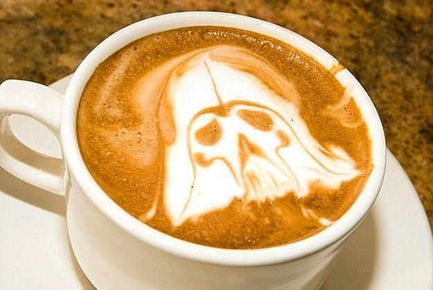 Kahve köpüğü sanatının en iyi 40 örneği - 30